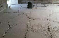 Что добавить в бетон, чтобы он не трескался