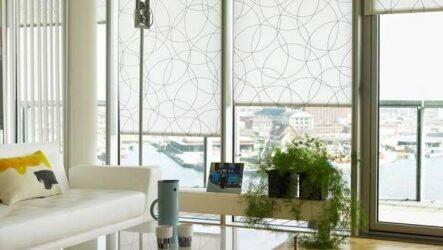 Рулонные шторы и их особенности