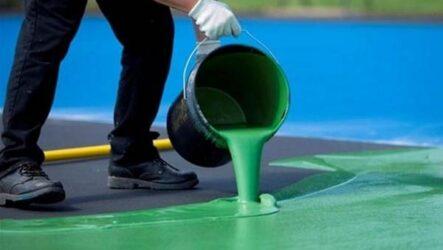 Виды, характеристики и область применения резиновой краски