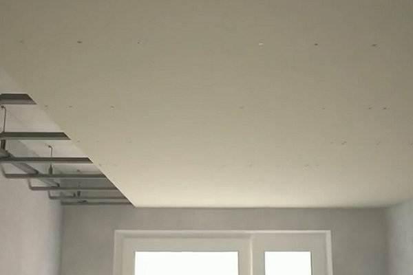 Виды-потолков-из-гипсокартона-1
