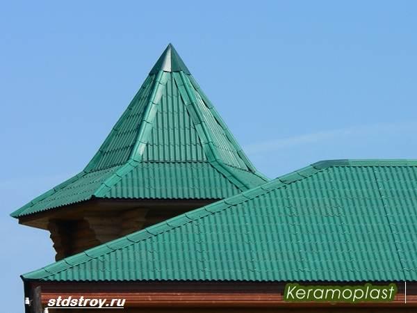 Керамопласт-кровельный-материал-Виды-плюсы-минусы-и-монтаж-3